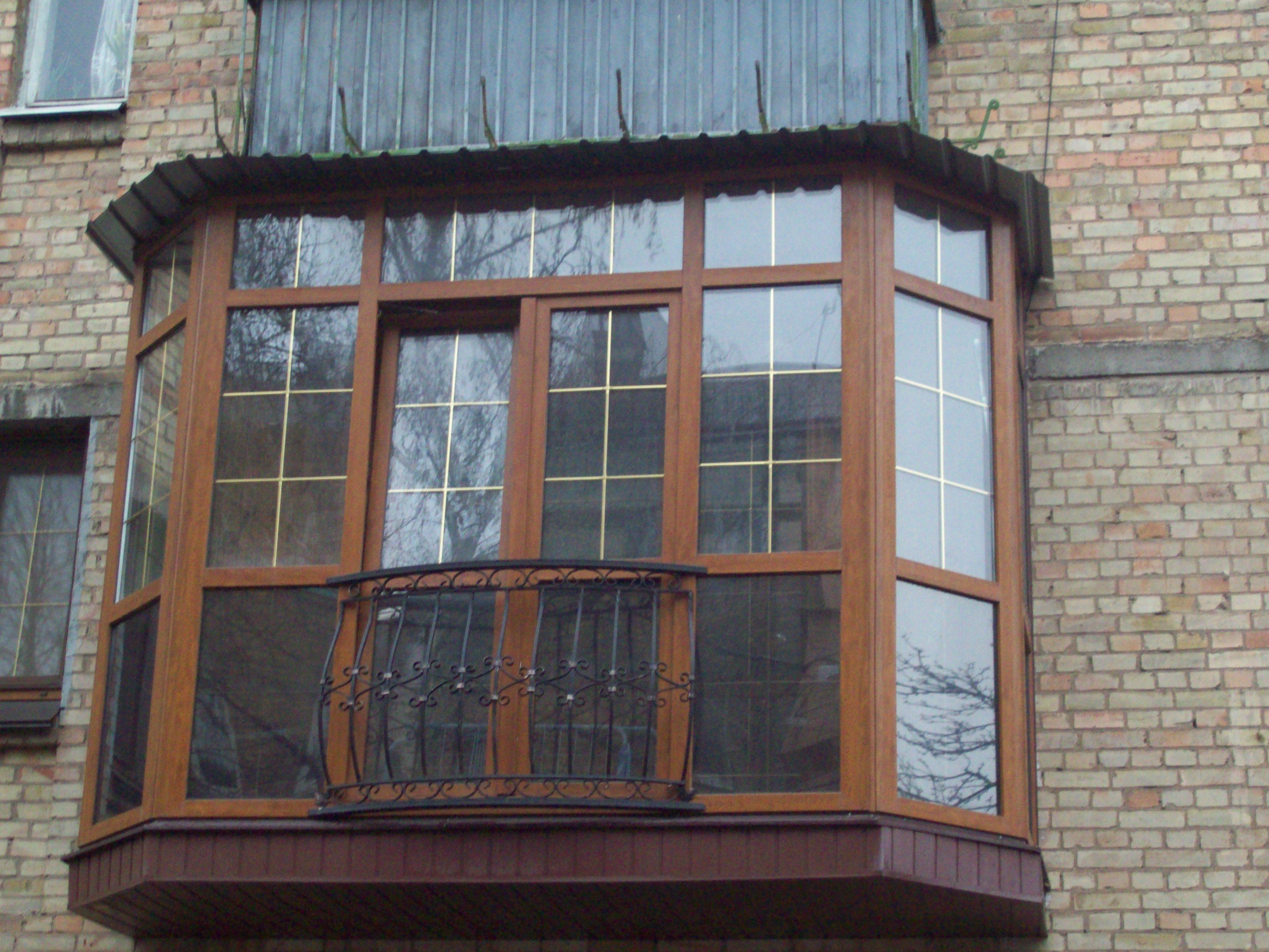 Красивые балконы фото снаружи..