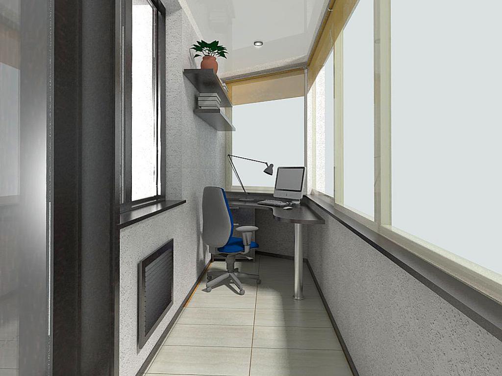 Балконы лоджии квартира п44т фото..
